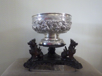 The Sawtell Challenge Trophy